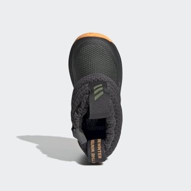 Infant Training Grey RapidaSnow Boots