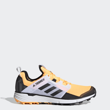 Sapatos de Trail Running Speed LD TERREX Dourado Homem TERREX