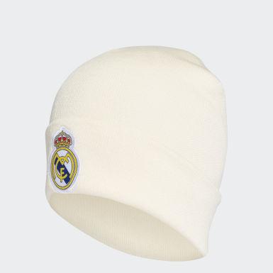 Gorro Real Madrid Blanco Fútbol