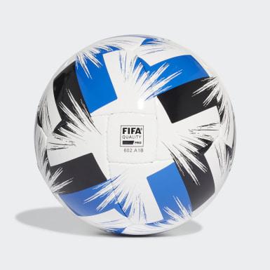 Pelota Tsubasa Pro Sala (UNISEX) Blanco Fútbol