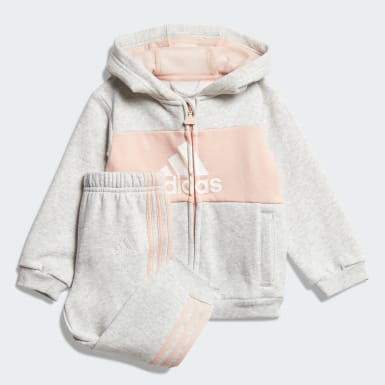Ensemble bébés Logo Hooded