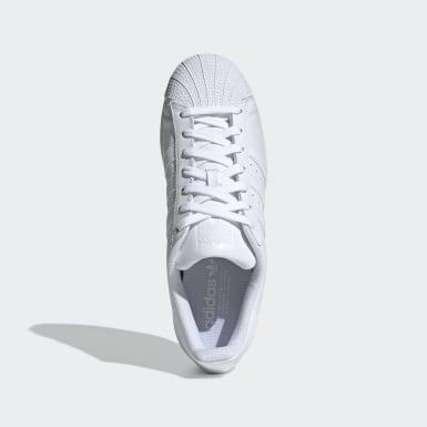 Chaussure Superstar Foundation Blanc Originals