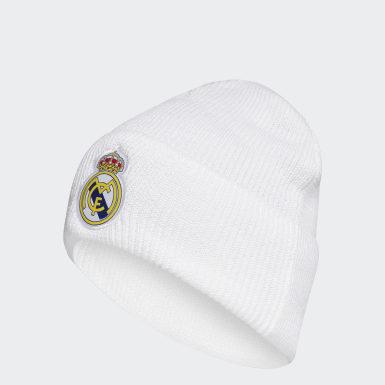 Fußball Real Madrid Mütze Weiß