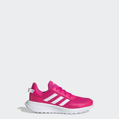 Kids Running Pink Tensor Shoes
