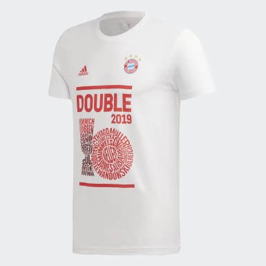 T-shirt Cup do FC Bayern München