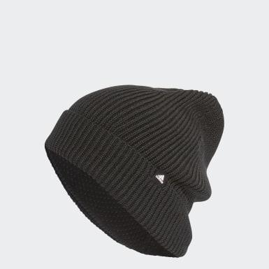 черный Шапка-бини Merino Wool