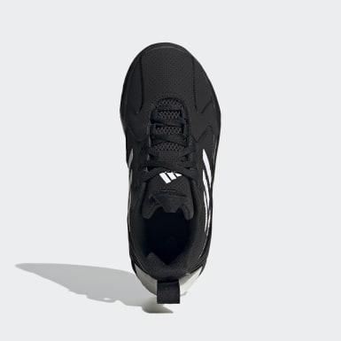 Kinderen Hardlopen zwart 4uture One Running Schoenen