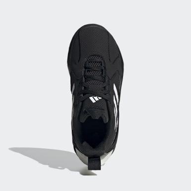 Kids Running Black 4uture One Running Shoes