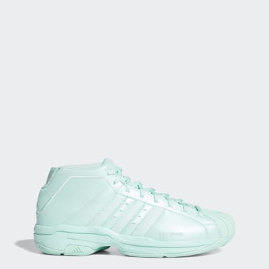 Men Basketball Turquoise Pro Model 2G Shoes