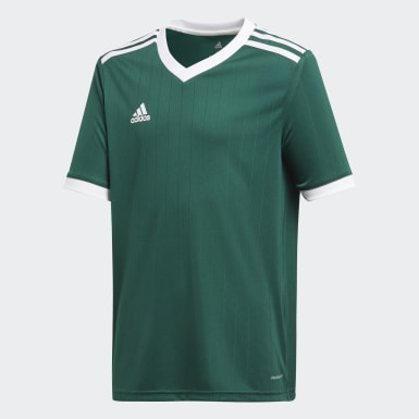 Youth Soccer Green Tabela 18 Jersey