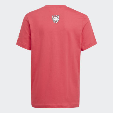 Children Basketball Pink D.O.N. Issue #2 Crayola Tee