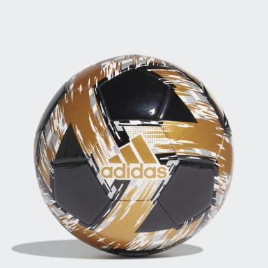 Men Football Black Capitano Club Ball