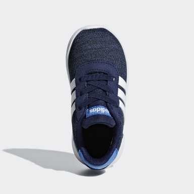 Kids Running Blue Lite Racer Shoes