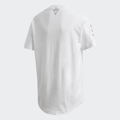 T-shirt Must Haves Bianco Ragazzo Athletics