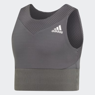 Sports Bra Long-Sleeve Top