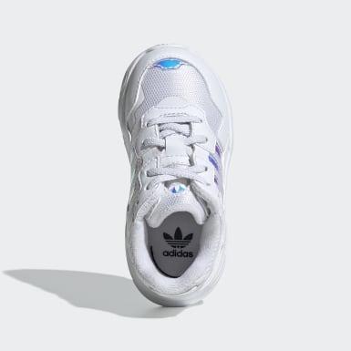 Sapatos Yung-96 Branco Criança Originals