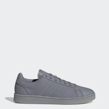 Lifestyle Grey Grand Court Shoes