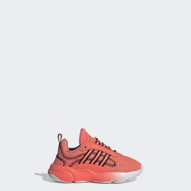 Tenis Haiwee (UNISEX) Naranja Niño Originals