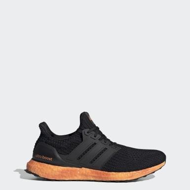วิ่ง สีดำ รองเท้า ULTRABOOST 4 DNA IN COLOR