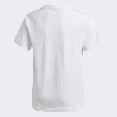 T-shirt Blanc Filles Originals