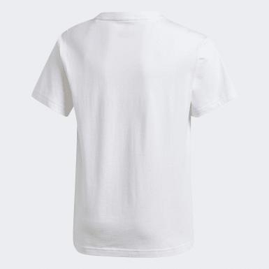 Dívky Originals bílá Tričko
