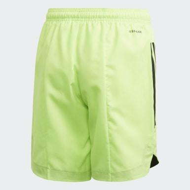 Pantalón corto Condivo 20 Verde Niño Training
