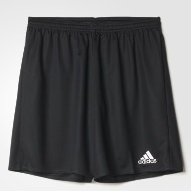 Men's Soccer Black Parma 16 Shorts