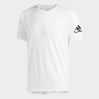 Polo FreeLift Sport Ultimate Solid Blanco Hombre Training