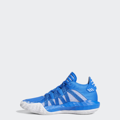 Youth Basketball White Dame 6 Shoes