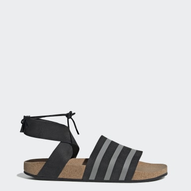 Adilette Ankle Wrap Sandals