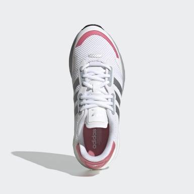 Kvinder Originals Hvid ZX 1K Boost sko