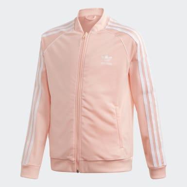 Girls Originals Pink SST træningstrøje