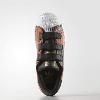 Børn Originals Sort Superstar Star Wars sko
