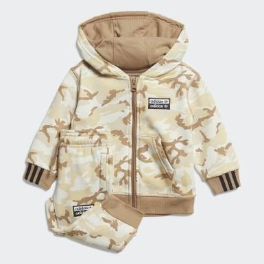 Chándal con capucha R.Y.V. Camouflage