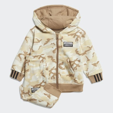 Completo R.Y.V. Camouflage Hoodie