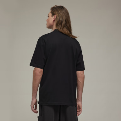 Men's Y-3 Black Y-3 CL Polo