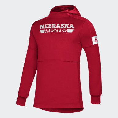 Men's Athletics Multicolor Cornhuskers Game Mode Hoodie