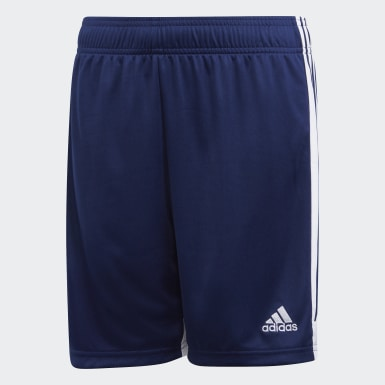 Jongens Training Blauw Tastigo 19 Short
