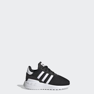 Barn Originals Svart LA Trainer Lite Shoes