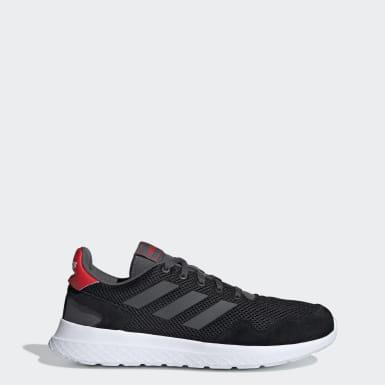 Sapatos Archivo Preto Homem Running
