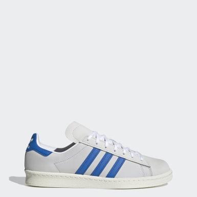 Chaussure Campus 80s blanc Originals