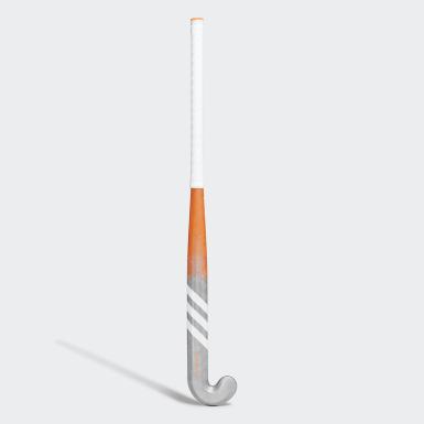 Pozemní Hokej oranžová Hokejka LX Kromaskin