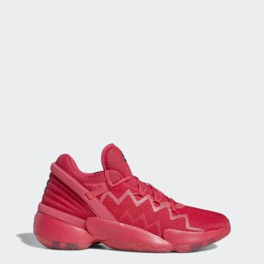 Sapatos D.O.N. Issue #2 Rosa Basquetebol