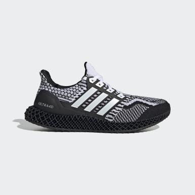 Erkek Koşu Siyah Ultra 4D 5 Ayakkabı