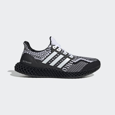 Mænd Løb Sort Ultra 4D 5 sko