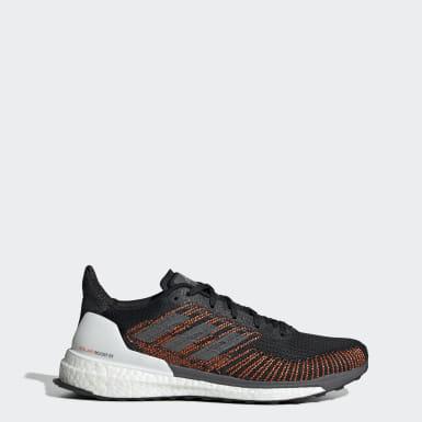 Mænd Løb Sort Solarboost ST 19 sko