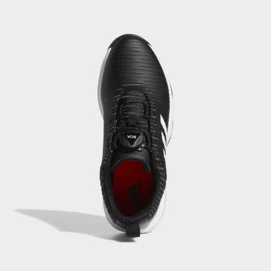 Children Golf Black CodeChaos Boa Golf Shoes