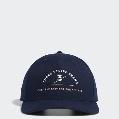 Three Stripe Brand Hat