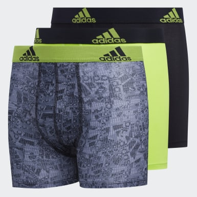 Performance Graphic Boxer Briefs 3 Pairs