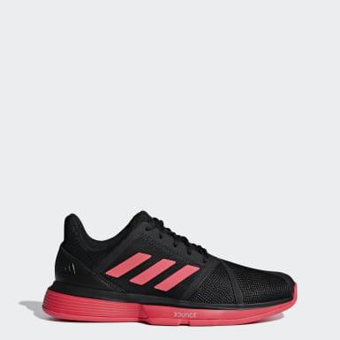 Bellissimo Scarpe da tennis Adidas CourtJam Bounce Core nere